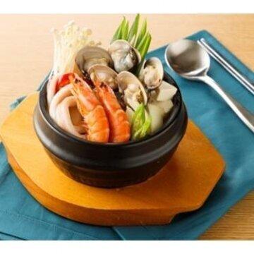 享吃好食-韓式海鮮鍋5包組