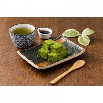 大戶屋-特製抹茶蕨餅