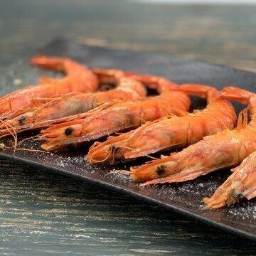 七星黑鑽石草蝦(600g)