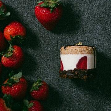 【樂樂甜點】草莓脆皮提拉米蘇(9入/盒)