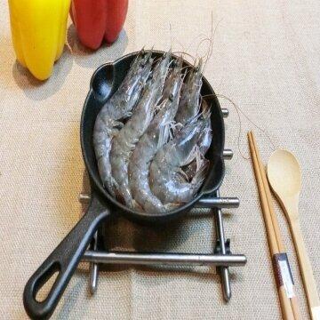 天然金鑽台灣白蝦(240g)