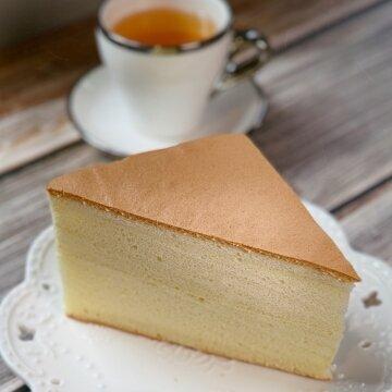 熊本戚風蛋糕 (4塊)