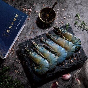 藍寶石草蝦 2XL