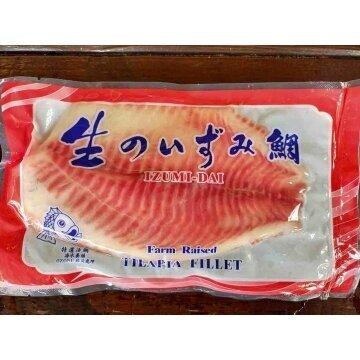 去皮臺灣鯛魚片
