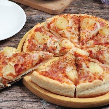 夏威夷披薩 (9吋/厚皮)