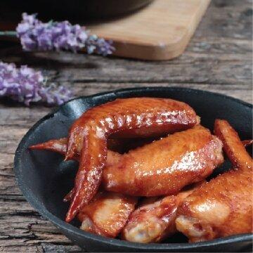 煙燻雞翅(6入/包)