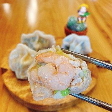 八餃屋韭黃鮮蝦水餃(30顆/包)