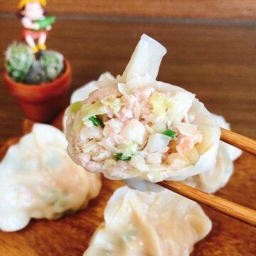 八餃屋高麗菜豬肉水餃(30顆/包)