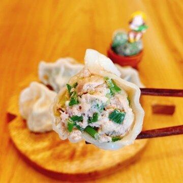 八餃屋蔥肉水餃(30顆/包)