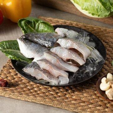 金目鱸魚塊(有帶刺)